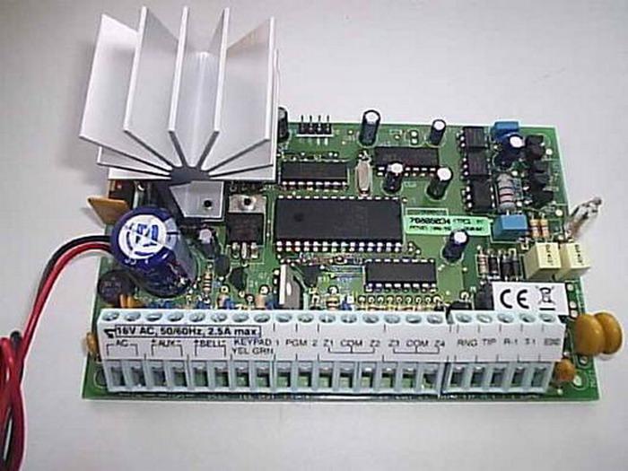 PC-585 установщик eng схема